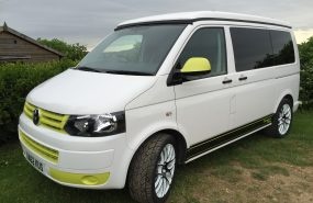 2012 Volkswagen Retro Trek Camper Van *NOW SOLD*