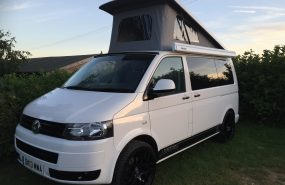 VW T5 Expo Trek Camper SWB 102 *NOW SOLD*