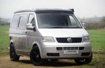 VW T5 Expo Trek Camper Lux Pack *With AIR CON* SWB 102 *SAT NAV*