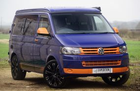 VW T5 Expedition Retro Camper SWB 140 *Air con