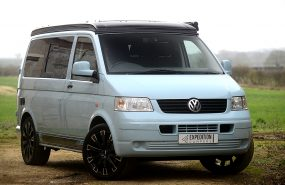 VW T5 Expo Trek Camper SWB