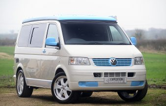 VW T5 Expedition Retro Camper SWB 102**NOW SOLD**