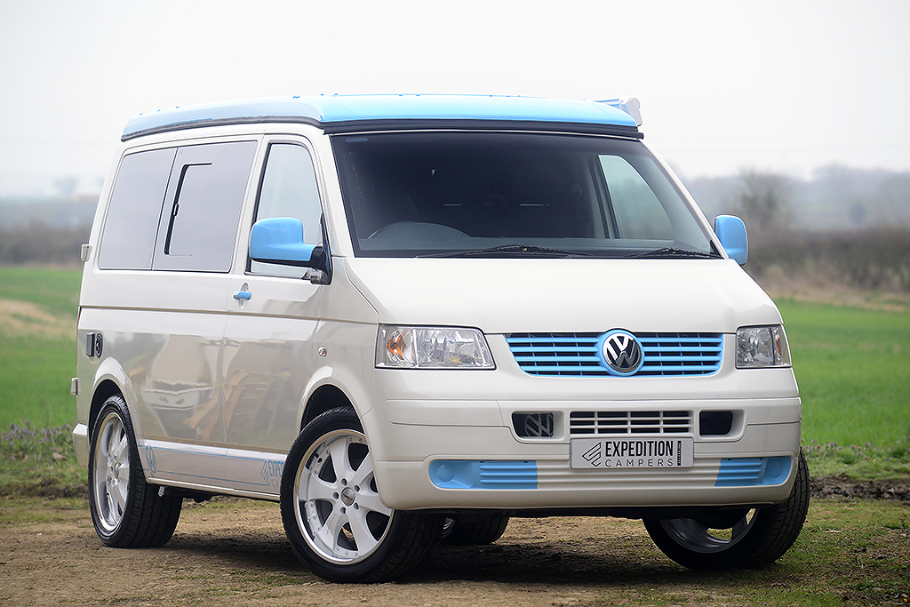 VW T5 Expedition Retro Camper SWB 102**NOW SOLD** – Expedition Campers