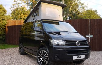 VW T5 Highline Expo Black Edition LWB 102 ***Air Con*** ***NOW SOLD***