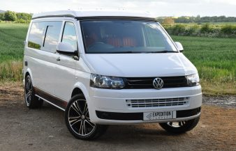 VW T5 Expedition Retro 102 LWB ONLY 42,000 MILES****NOW SOLD***