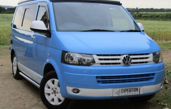 VW TRANSPORTER T5 140 BHP EXPEDITION RETRO ***AIR CON***NOW SOLD***