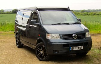 VW T5 Expo Black Edition Camper 102 SWB *** AIR CON *** SOLD