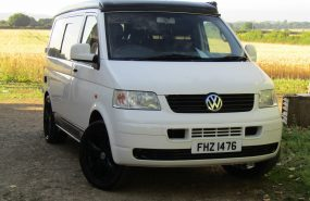 VW T5 SWB 104 EXPEDITION RETRO***SOLD***