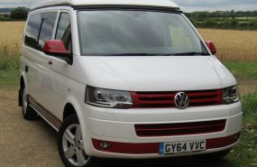 VW TRANSPORTER 180BHP DSG 4MOTION GRAND TREK**NOW SOLD**