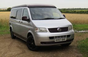 VW T5 102 BHP LWB MONTE CARLO RETRO ***AIR CON***