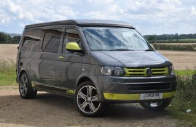 VW T5 LWB 140BHP EXPEDITION RETRO *** AIR CON***NOW SOLD