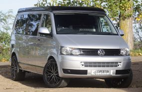 VW T5 LWB 102BHP EXPEDITION RETRO***AIR CON****NOW SOLD