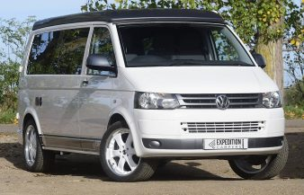 VW TRANSPORTER LWB 102BHP EXPEDITION RETRO GRAND TREK 6 SEAT *** AIR CON **