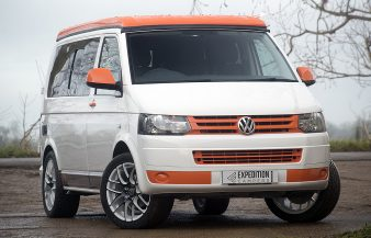 VW TRANSPORTER EXPEDITION RETRO ORANGE *** SOLD***