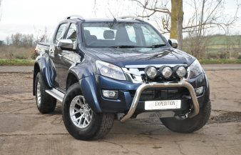 ISUZU D-MAX AT35 ARCTIC TRUCK 2.5 TD AUTOMATIC MEGA SPEC NOW SOLD