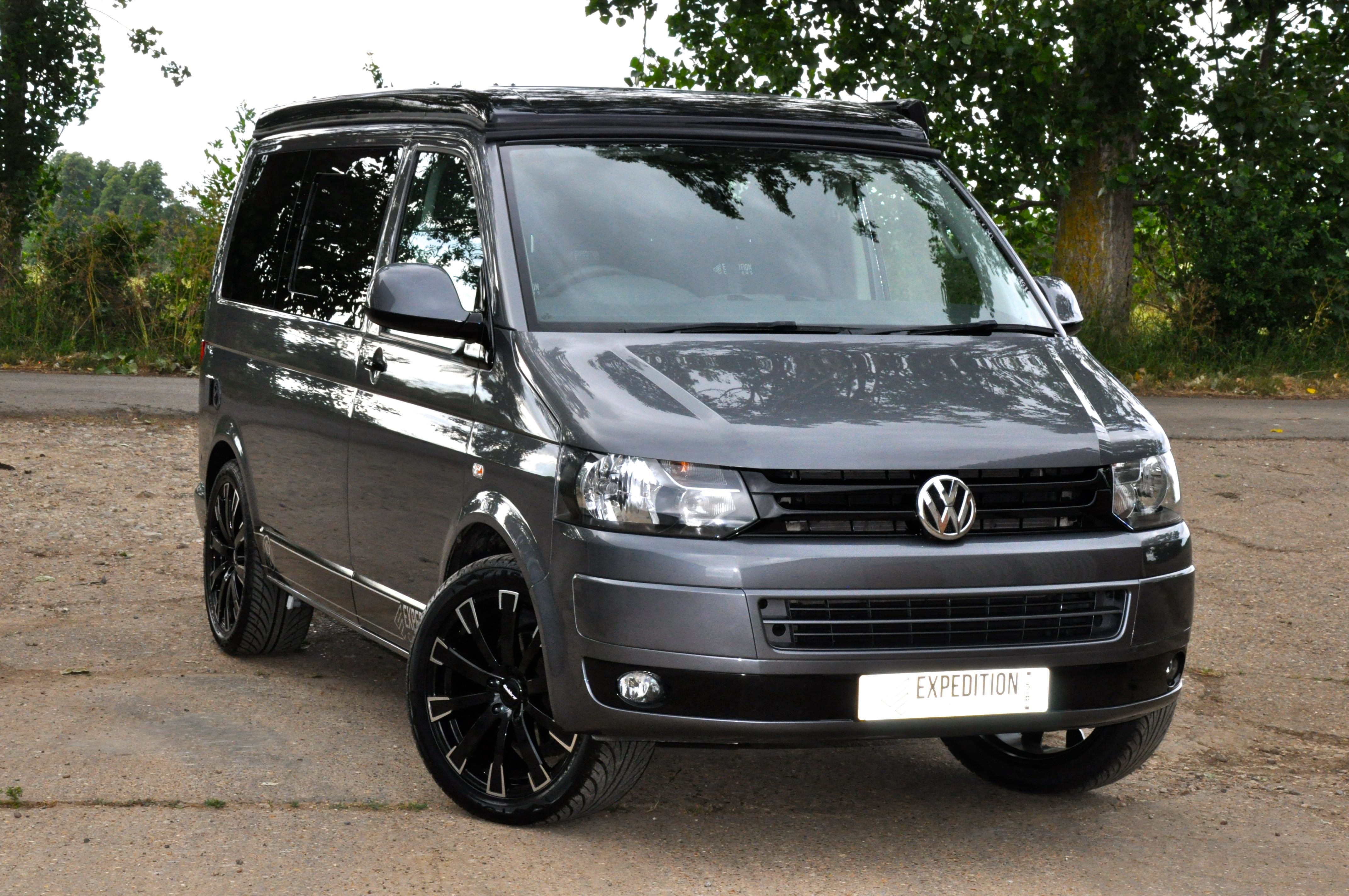 Vw T5 Highline Dsg Automatic 140 Bhp Swb Expo Trek Only 18000 Miles Now Sold Expedition Campers